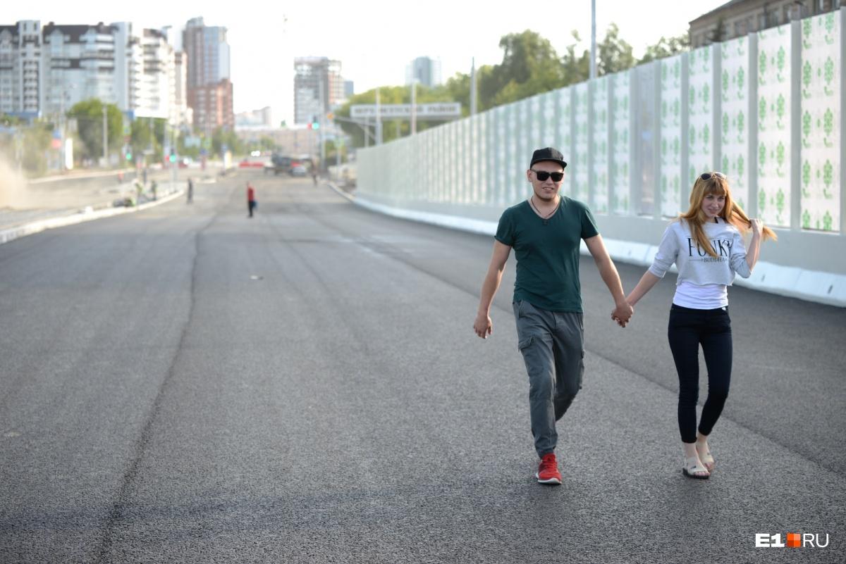 Дождались! Смотрим, как выглядит новый Макаровский мост накануне открытия