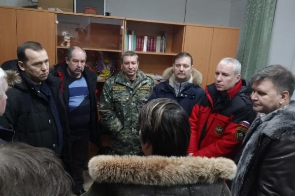 Комиссия по ЧС прошла сегодня после двух пожаров в Юргамышском районе