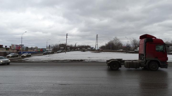 Мэрия перестроит многострадальную развязку у «Калины», где автомобилисты постоянно стоят в пробках