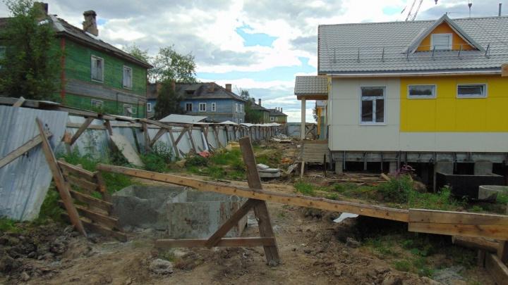 «Как после бомбежки»: почему замерла стройка детсада в Турдеевске