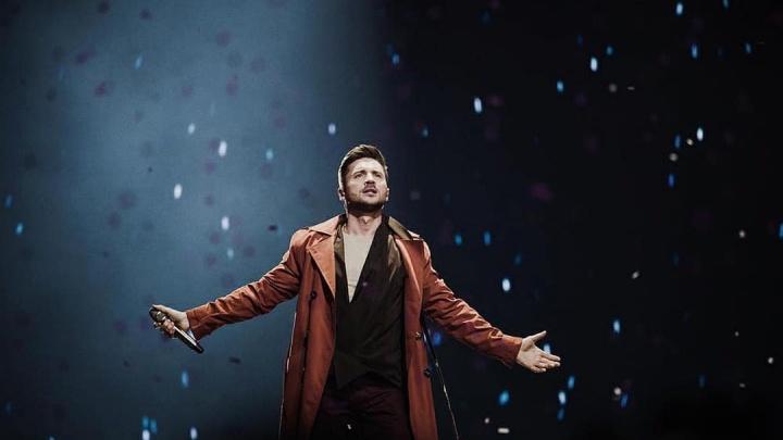 Невероятная сила и мощь мелодии: Сергей Лазарев представил песню для «Евровидения»