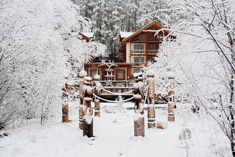 Сибирская Швейцария: дизайнерские отели и курорты Горного Алтая