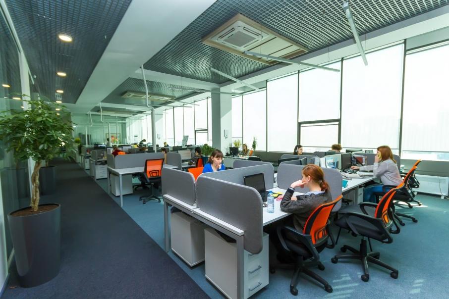 В Челябинске растёт число предложений об аренде офиса по часам