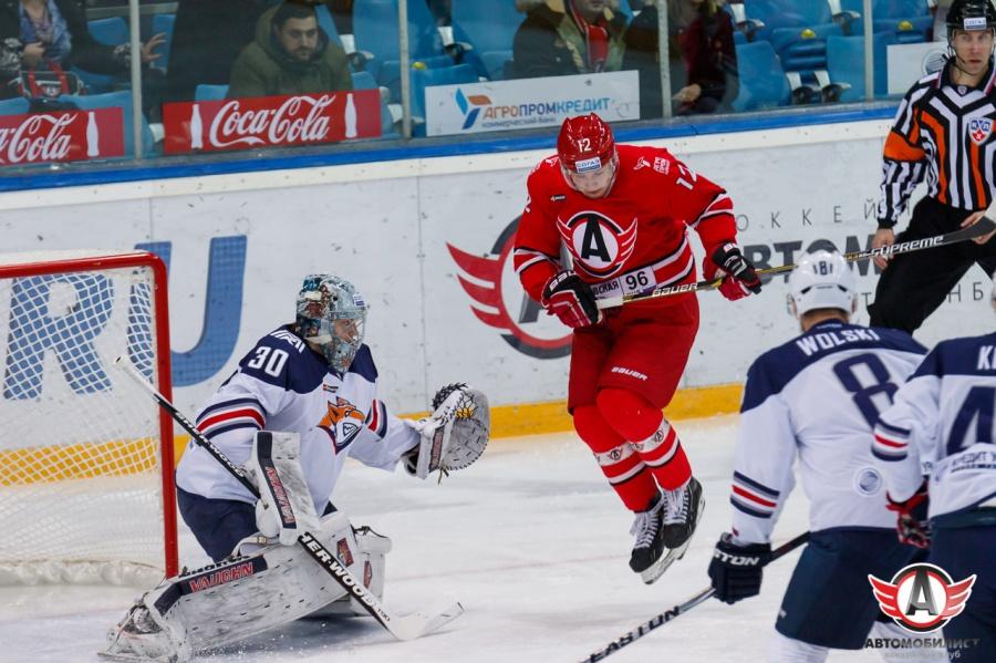 «Автомобилист»— «Металлург»: 1-й матч плей-офф вэфире ОТВ