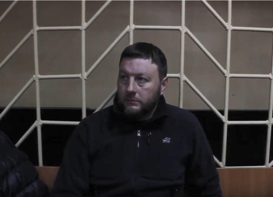 На вопрос о виновности отвечать не захотел: Вадим Власов прокомментировал свое задержание