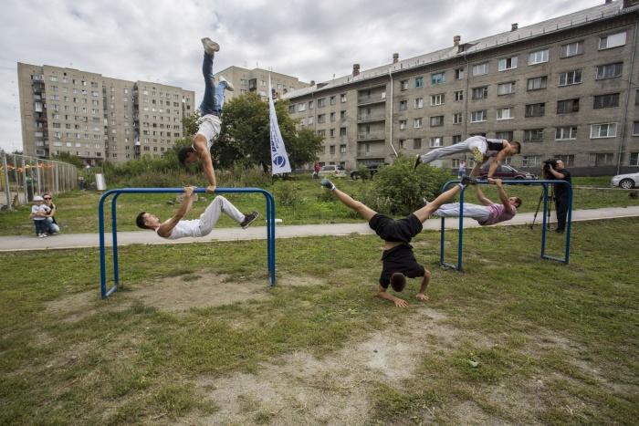 Спортом занимается более 800 тыс. жителей НСО
