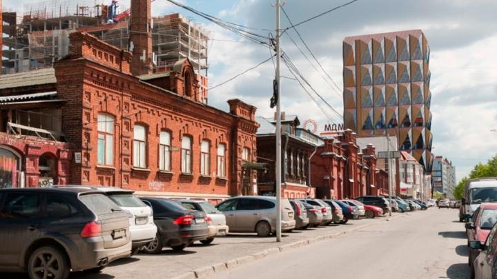 «Бриллиантовую» штаб-квартиру РМК в центре Екатеринбурга доверили застройщику Академии единоборств