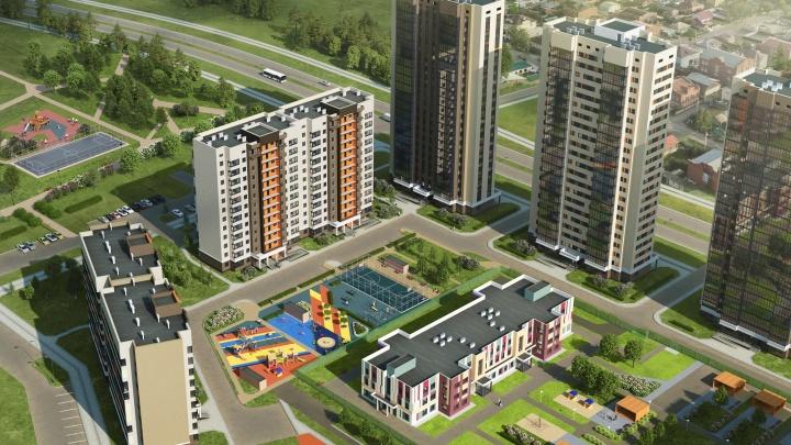 На Широкой Речке построят муниципальный детский сад на 300 мест