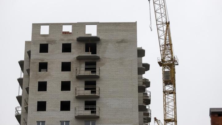 Три дома, связанных с обманутыми дольщиками в Ростове, сдадут уже в этом году