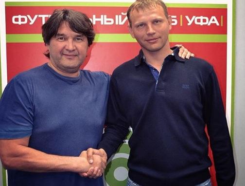 Стало известно имя нового главного тренера ФК «Уфа»