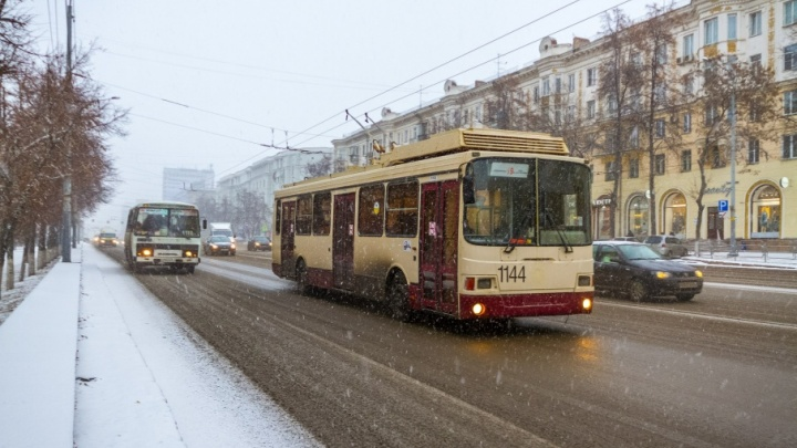 В Чурилово планируют пустить троллейбусы, чтобы защитить экологию города
