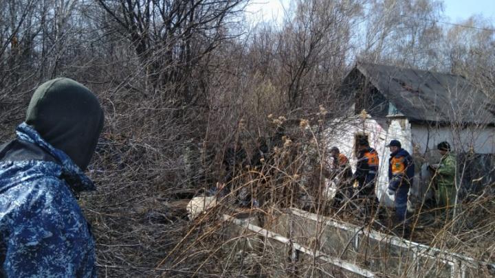 Появились первые фотографии с места, где нашли убитую семью в Уфе