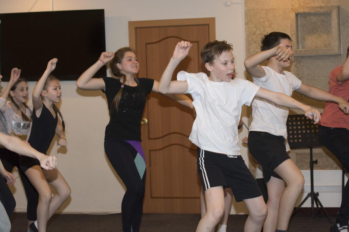 В театре «Глобус» выступят начинающие актёры из детских творческих студий