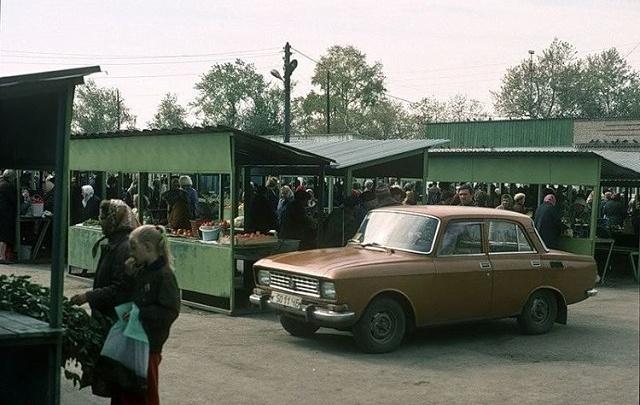 Зелёный, Птичий, Михеевский: вспоминаем рынки Челябинска из прошлого века