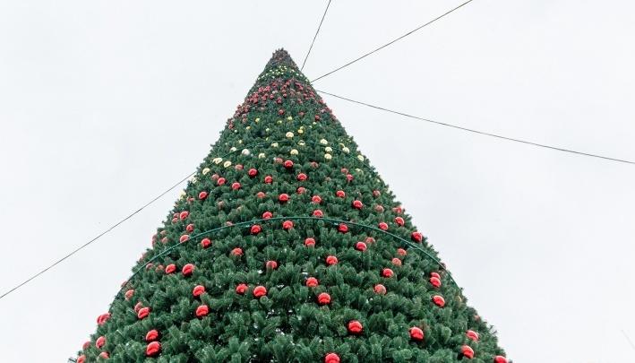 Стала известна программа празднования Нового года на площади Куйбышева