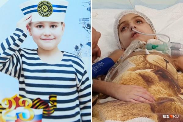 О смерти Егора рассказали его мама и сестра