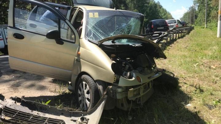 Таксист выехал на встречку: появились подробности страшного ДТП в Тольятти