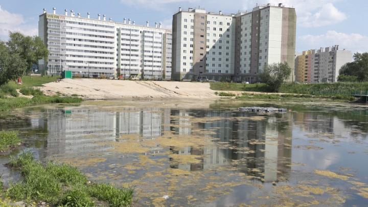 Рано плакать: в Челябинске нашли воду для наполнения высохшего пруда «Девичьи слёзы»