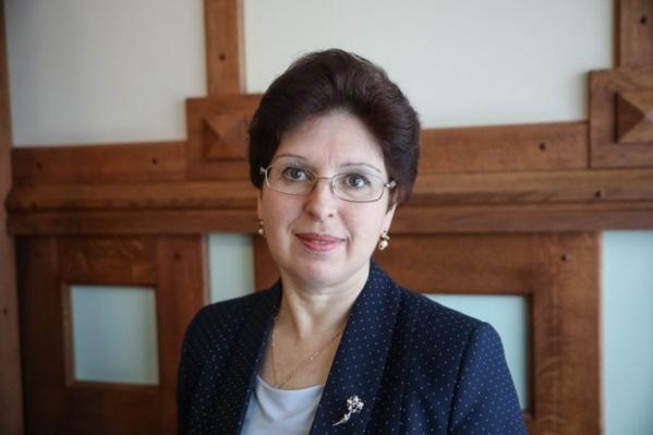В должности вице-губернатора Приморья Ирина Мануйлова работала с мая