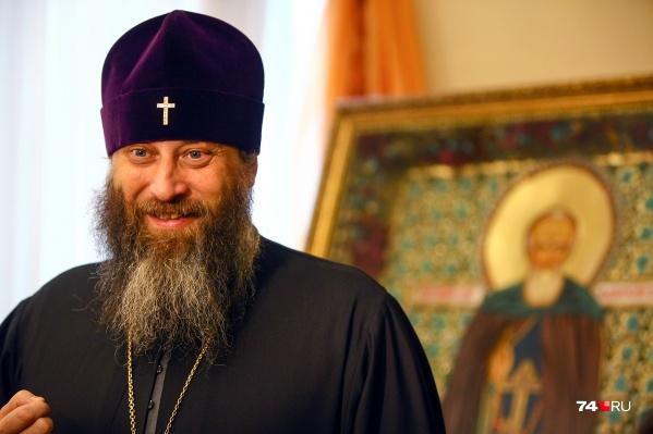 Владыка Никодим получил новый пост в Новосибирской области