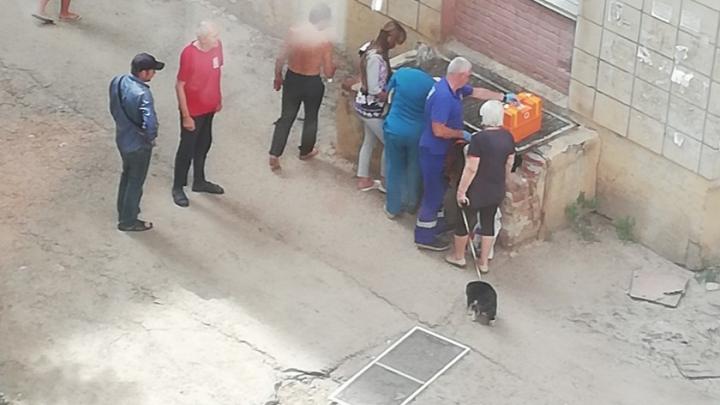 «Малыш сильно кричал»: в Волгограде из окна девятиэтажки выпал ребёнок