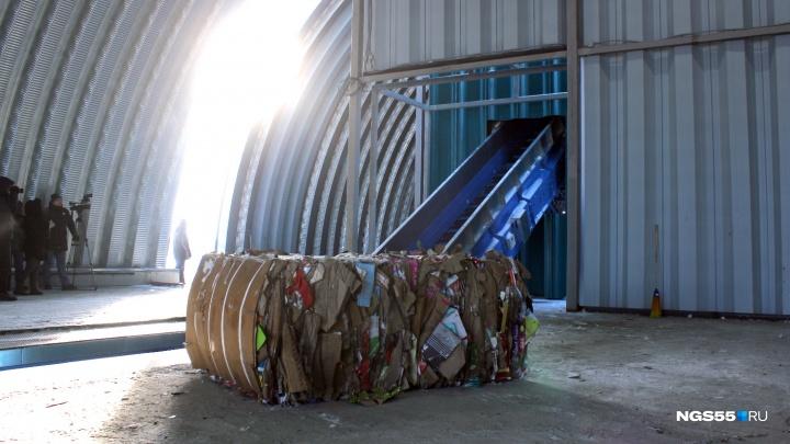 В омской РЭК решили, как пересчитывать мусорный норматив