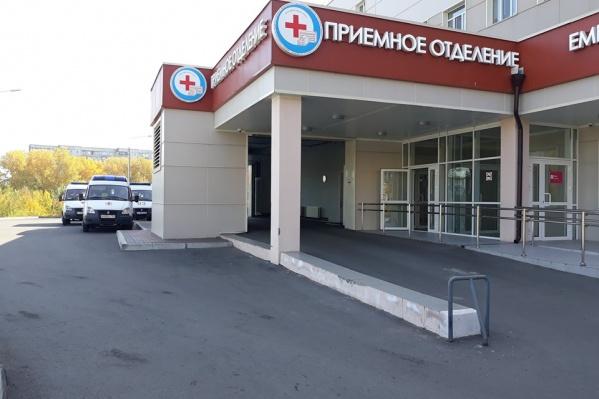 Совместными усилиями врачи добились стабилизации состояния пациента