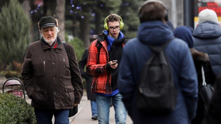 В Ростовской области растет количество мужчин