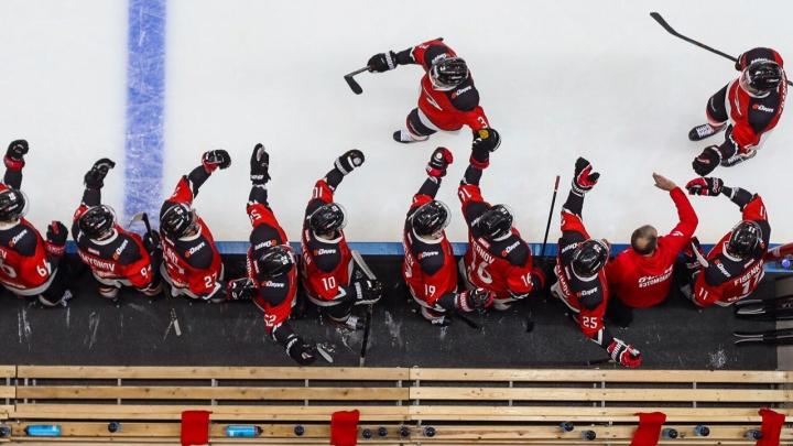 Кубок Открытия КХЛ будут показывать на огромном видеоэкране в «Красной звезде»