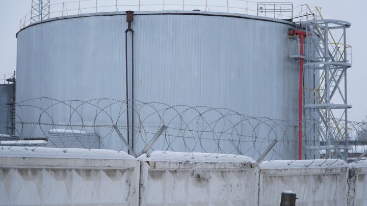 В Перми на «СИБУР-Химпроме» произошёл разлив технической жидкости