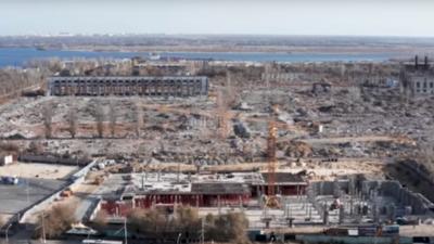 «Высокодоходная аудитория»: в Волгограде на руинах Тракторного завода откроется ТРЦ «Медведица»