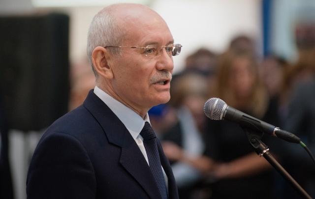 Глава Башкирии Рустэм Хамитов встретился с министром иностранных дел страны