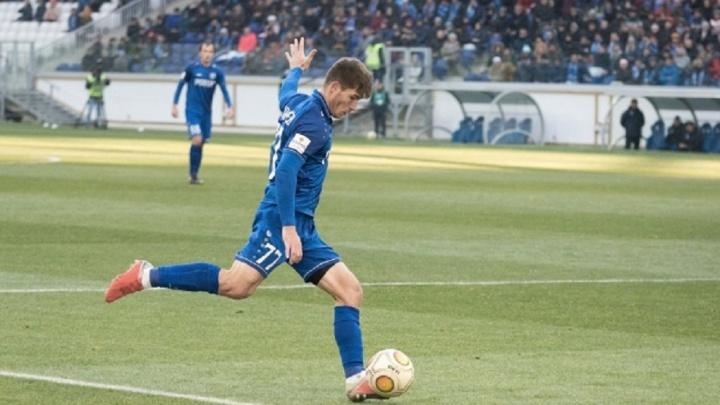 «Ротор» расторг контракт с Владимиром Лобкарёвым