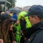 После антимусорного митинга в Соломбале задержали руководителя приюта «Мата-Мата» Елену Фокину