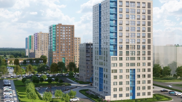 Погода шепчет: «Купи квартиру!»Стартовали продажи нового дома в Мотовилихе