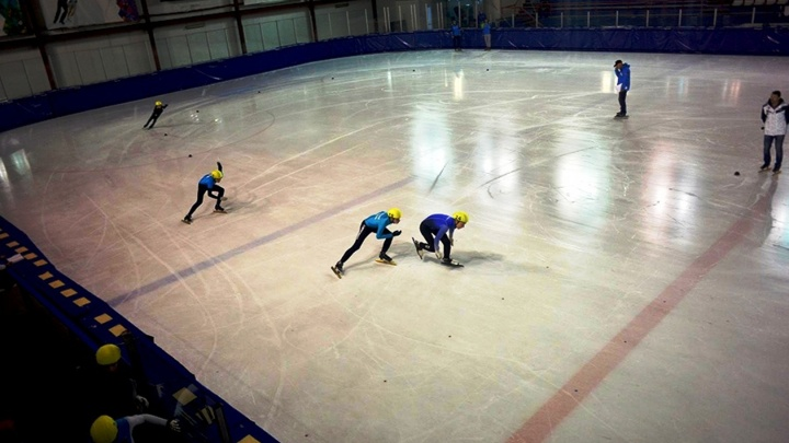 В Омске за 40 миллионов разработают проект нового крытого катка