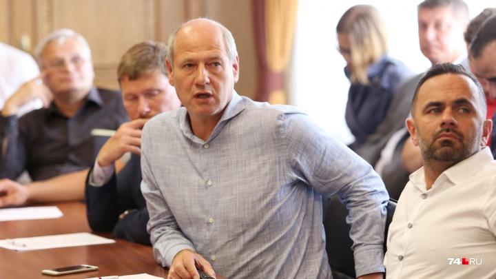 «У меня есть деньги, у города — нет»: челябинский бизнесмен рассказал Котовой о сквере на пустыре