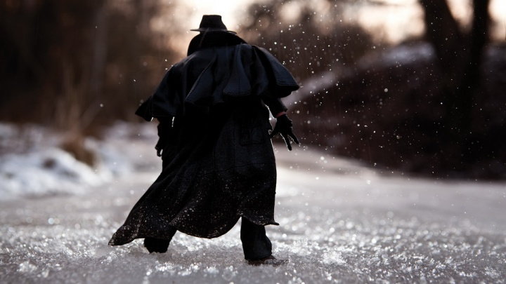 В Екатеринбурге откроется фотовыставка, на которой обыграли сцены из культовых криминальных фильмов