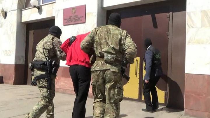 В Уфе задержали предполагаемого сирийского боевика