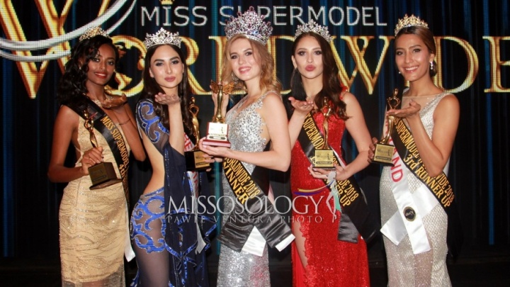 Студентка из Челябинска победила в конкурсе самых красивых девушек мира