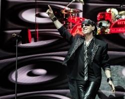 Концерт Scorpions в честь 50-летия группы прошел при поддержке Ретро FM Уфа