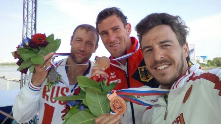 Самарский участник Олимпийских игр и его тренер получат миллион рублей из регионального бюджета