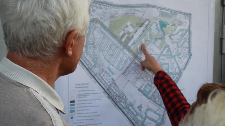 На Пятой просеке хотят построить огромную школу на 1500 мест