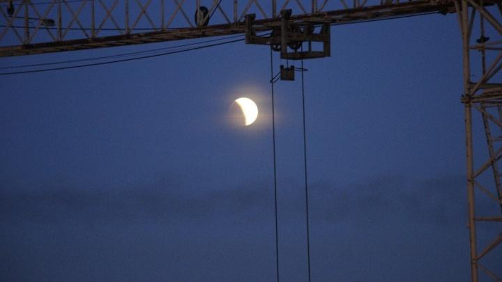 Жители Самарской области смогут увидеть самое долгое в XXI веке лунное затмение