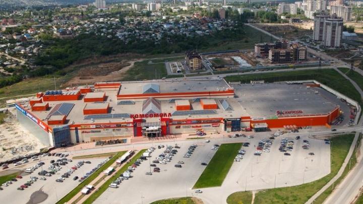 Проданный ТРК«КомсоМОЛЛ» в Волгограде засветится в темноте