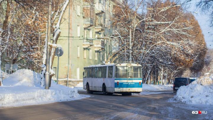 На Заводское шоссе вернут троллейбусы № 10