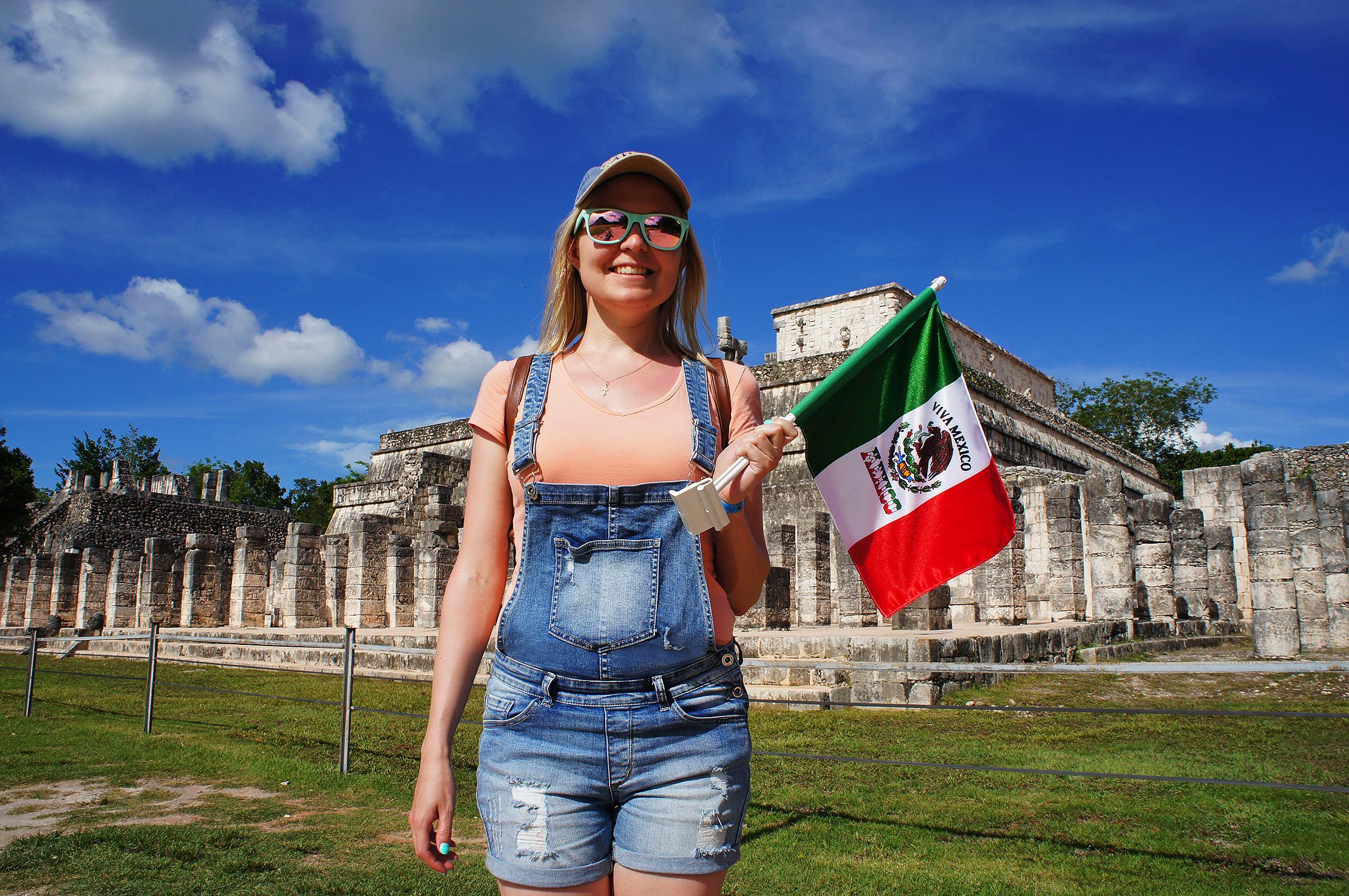 Корреспондент 74.ru побывала в мексиканской столице и на полуострове Юкатан