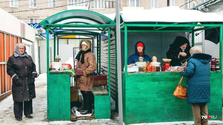 «Торгуем по привычке. Но кому мы ещё нужны?» Как выживают и не сдаются рынки в Ярославле