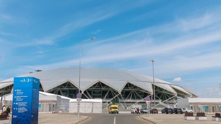 Около стадиона «Самара Арена» на три дня перекроют дороги