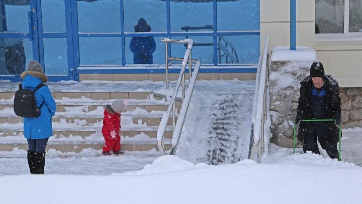 Неубранный снег и партнеры-обидчики: на что чаще всего жалуются предприниматели Башкирии